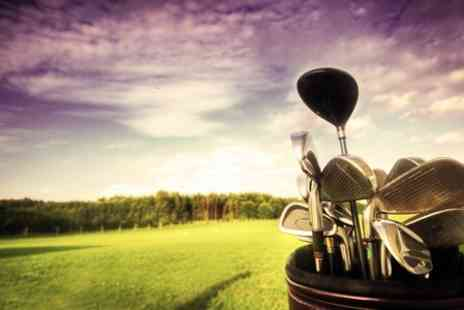 Burstwick Country Golf - Day of Golf For Two - Save 77%