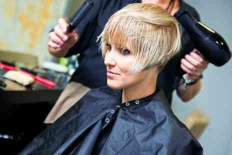 Krowns Of King Street - Hair Colour Service Plus Cut - Save 76%