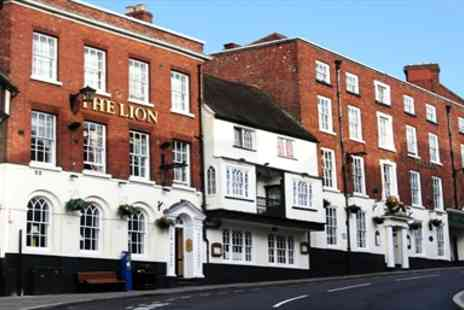 The Lion Hotel Shrewsbury - Overnight accommodation with breakfast for two in a Standard Double Room - Save 41%
