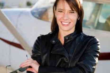 Hinton Pilot Flight Training - 30 Minute Flying Lesson - Save 50%