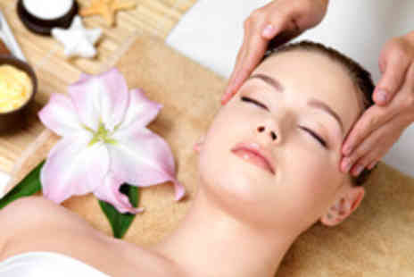 Herbal Inn - Chinese Herbal Facial Acupuncture and a Box of Herbal Tea for One - Save 57%