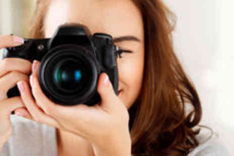 Institute of Photography - Digital Photography Online Training Course with Assessments - Save 88%