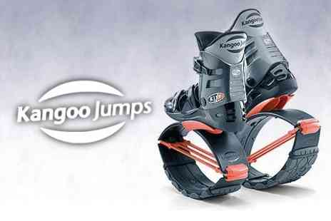 Kangoo Jumps - Ten Fun Personal Fitness Classes for £19 with Kangoo Jumps - Save 68%