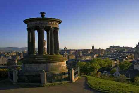 Britannia Edinburgh Hotel - One Night Stay in Scotland's Historic Capital - Save 44%