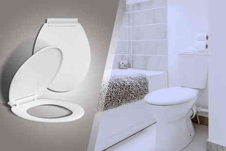 MyHomePerfect - Soft closing toilet seat - Save 70%