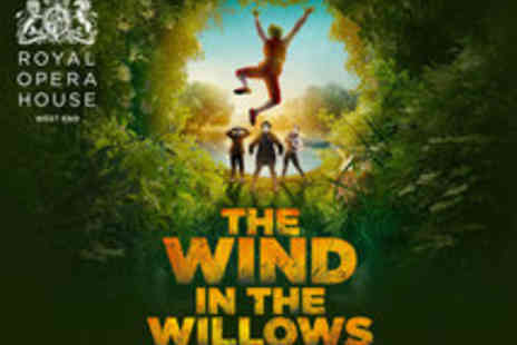 Duchess Theatre - Tickets to The Wind in the Willows Starring Tony Robinson - Save 32%