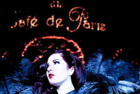 Cafe De Paris - Admission to Cafe De Paris Cabaret Night on a Friday or Saturday - Save 40%