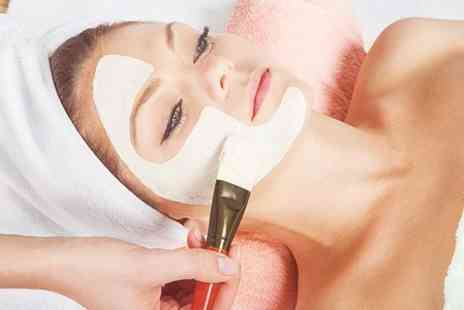 Goddessy - Revitalising facial for one  - Save 52%