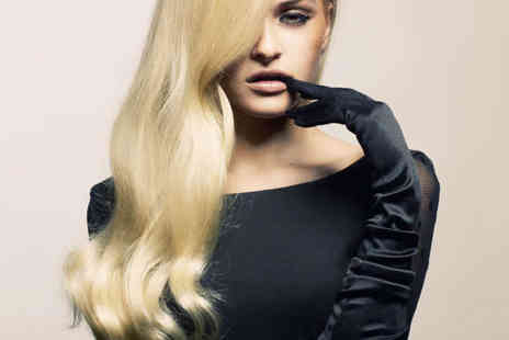 ROXY Beauty - Haircut and Blow Dry with Deluxe Manicure - Save 71%