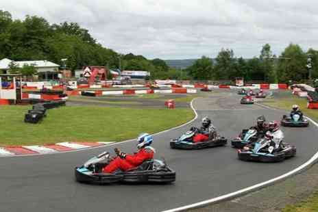 Buckmore Park Karting - Karting 30 Minutes of Track Time - Save 52%