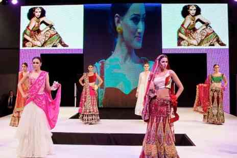 The National Asian Wedding Show - Fashion and Wedding Show Tickets - Save 40%