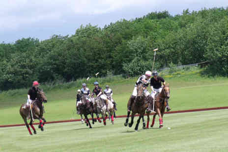 Leadenham Polo Club - Tow day luxury polo retreat including coaching & accommodation - Save 55%