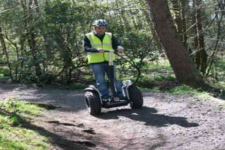 Segwayz - One Hour Segway experience for one - Save 56%