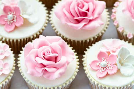Mollys - Cupcake and cake decorating class or a sugar animal making class - Save 50%