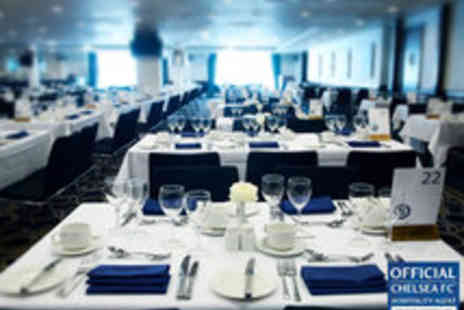 Circuit Hospitality - FA Cup Hospitality Tickets for Chelsea FC v Stoke City - Save 44%