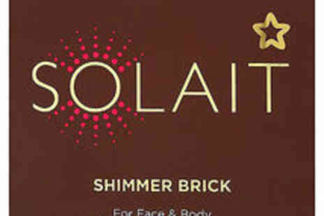superdrug-outlet - Solait Bronzing Shimmer Brick - Save 50%
