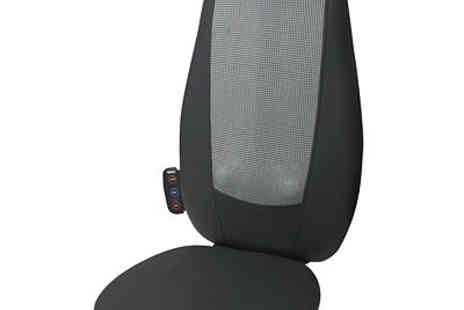 homedicsgroupltd - HoMedics SBM 179H Shiatsu Massager - Save 29%