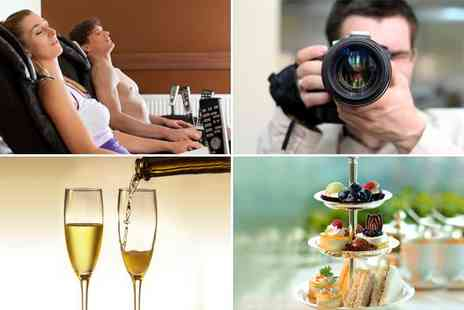 All Your Life - Medi Spa day with treatments afternoon tea and photoshoot - Save 0%