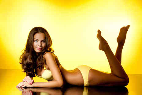Blu Hair & Tanning - 60 minutes of sunbed tanning - Save 55%