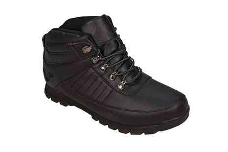 GetTheLabel.com - Voi Jeans Mens Marco Hiker 2 Boots - Save 67%