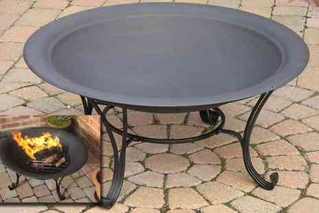 Garden Games - Garden Fire Pit - Save 50%