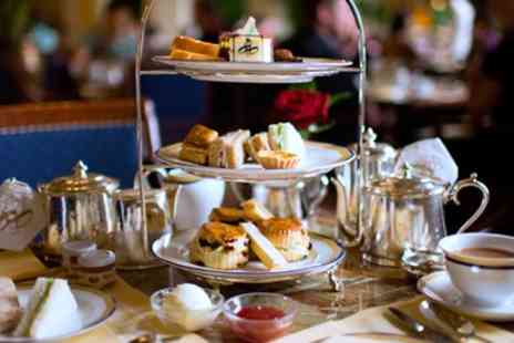 Hilton - Champagne Afternoon Tea for two - Save 51%