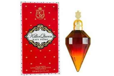 scentwarehouseuk - Katy Perry Killer Queen EDP 100ml - Save 57%