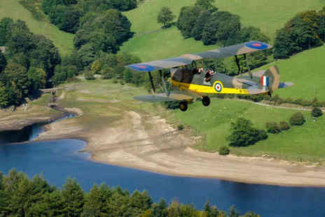 Blue Eye Aviation - World War II Aircraft Flight Experience for One - Save 54%