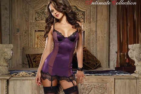 Intimate Collection - Voucher to Spend on Lingerie - Save 50%