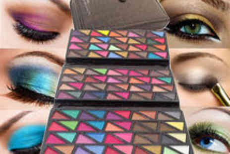 expressdeals-uk - 120 Pc Eye Shadow Kit - Save 53%