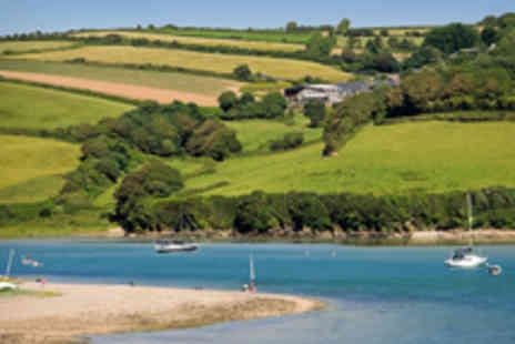 Passage House Hotel - Devonshire Break for Two with Three Course Meal - Save 62%