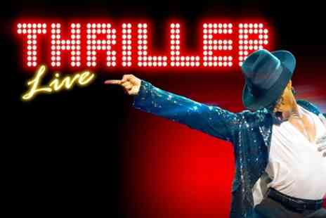 Curated by Groupon Events - Thriller Live Ticket at The Lyric Theatre  - Save 52%