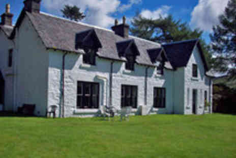 Taychreggan Hotel - Intimate Lochside Scottish Escape for Two with Additional Dining Option - Save 60%