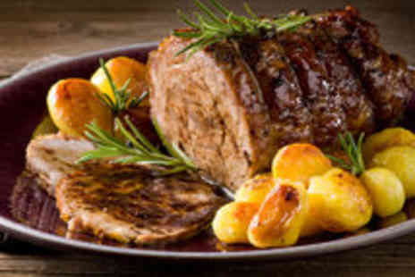 Hilton House Hotel - Countryside Sunday Carvery Meal for Two - Save 39%