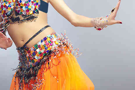 Jalya Belly Dancer - Four Belly Dance Classes - Save 58%