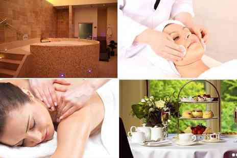 All Your Life - Spa day with treatments and afternoon tea - Save 52%