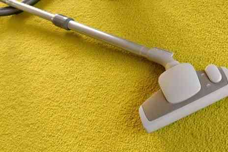 MJW Deep Clean - Carpet Clean and Stain Guard - Save 79%