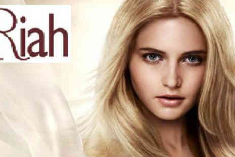 Riah Hair - Luxury restyle cut, finish and conditioning treatment - Save 50%