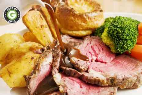 The Ringlestone Inn - Two Course Sunday Lunch For Two - Save 54%