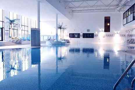 De Vere Village - One night Leeds spa break for two including English breakfasts - Save 44%