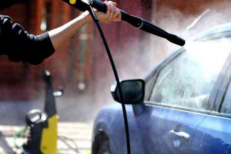 Kwik Valet Solutions - Interior and Exterior Car Valet  - Save 52%