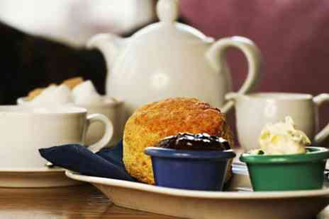 Number 12 Tearoom & Restaurant - Afternoon Tea For Two  - Save 60%