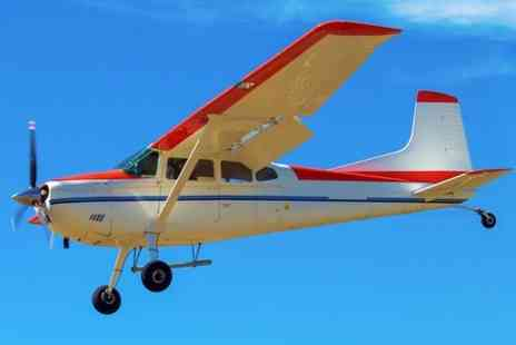 Fenland Flying School - One Hour Aeroplane Flying Lesson  - Save 0%