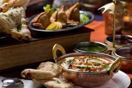 Clapham Tandoori - Indian Cuisine For Two  - Save 53%