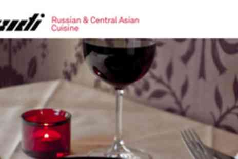 Assorti - Russian or Central Asian Meal for Two - Save 56%