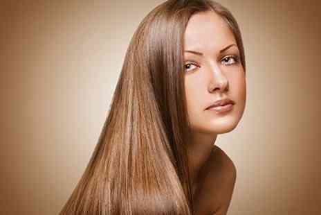 Xtroverts - Brazilian Keratin Treatment With Cut  - Save 58%