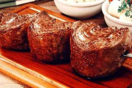 Cantina do Gaucho - All You Can Eat Brazilian Rodizio Barbecue With Dessert - Save 50%