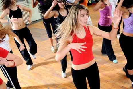 The Fitness Centre -  Choice of Ten Classes Including Zumba - Save 71%