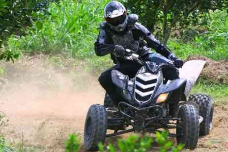 Universal Paintball - Quad Biking For One  - Save 73%