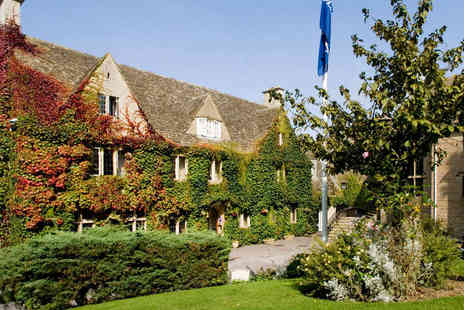 Hatton Court Hotel - A Cotswolds Break with Sumptuous Dinner on Both Evenings - Save 44%